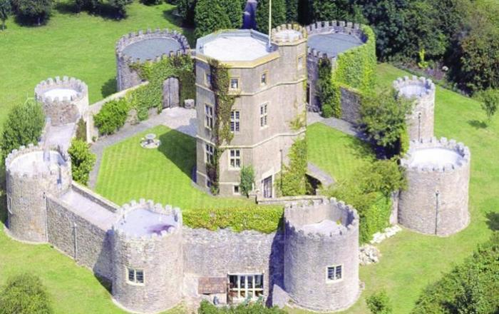C17th Castle, Portishead