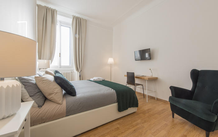 COOL APARTMENT + 2 bedrooms and chocolate, Milano