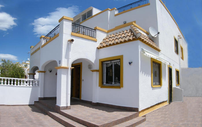 Villa Lisa South Facing Quad, Jardin Del Mar Torrevieja