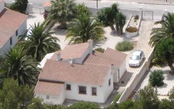 Holiday Rental Moraira Costa Blanca, Moraira