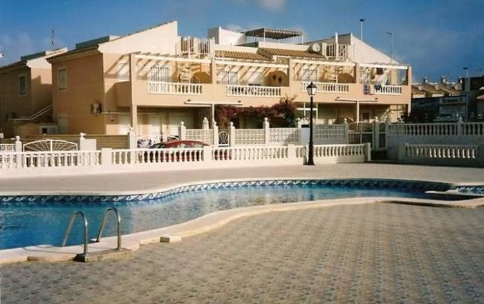 Holiday Rental Two Bedroom Property At La Mata-Aguas Nuevas, La Mata Torrevieja