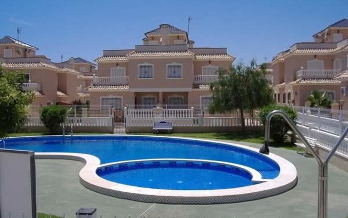Holiday Rental Quad Villa Torre De La Horadada Sleeps Up To 8, Torre De La Horadada