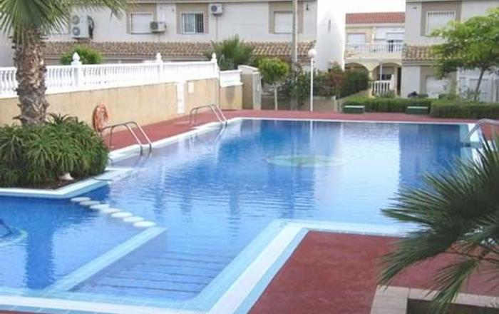 Townhouse For Holiday Rental At Aguas Nuevas Torrevieja Spain, Aguas Nuevas Torrevieja