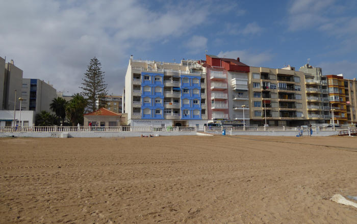 Larger Than Average Ground Floor Apartment With Beach Over The Road, Los Locos Beach Torrevieja