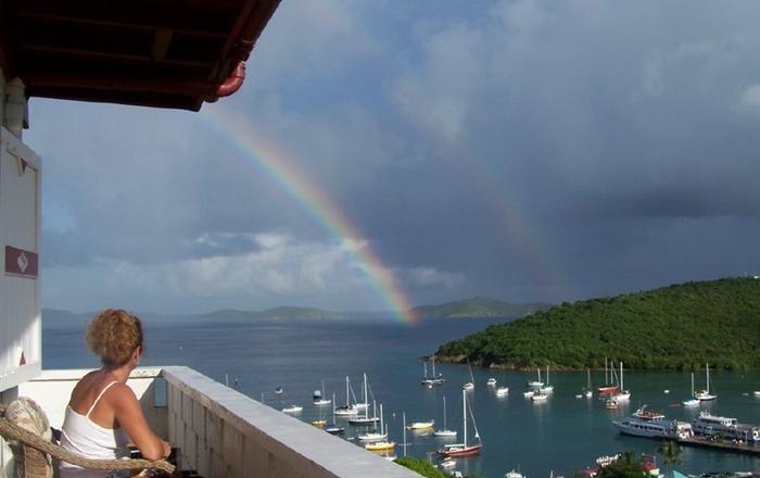 Hillcrest Guest House, St. John, US Virgin Islands, Cruz Bay