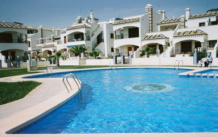 Large 2 Bedroom, 2 Bathroom Apartment, La Florida, Playa Flamenca, La Florida Torrevieja
