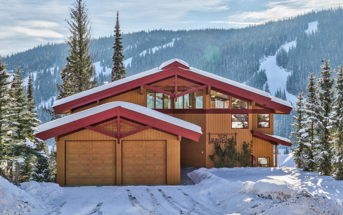 Sundance Retreat Chalet, Sun Peaks
