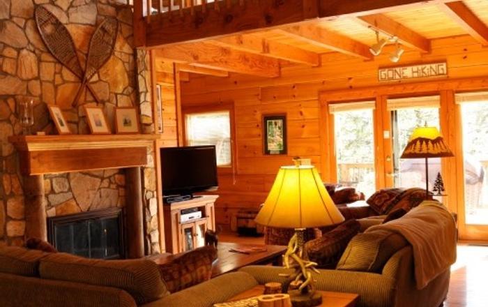 Alpine Escape Cabin, Blowing Rock