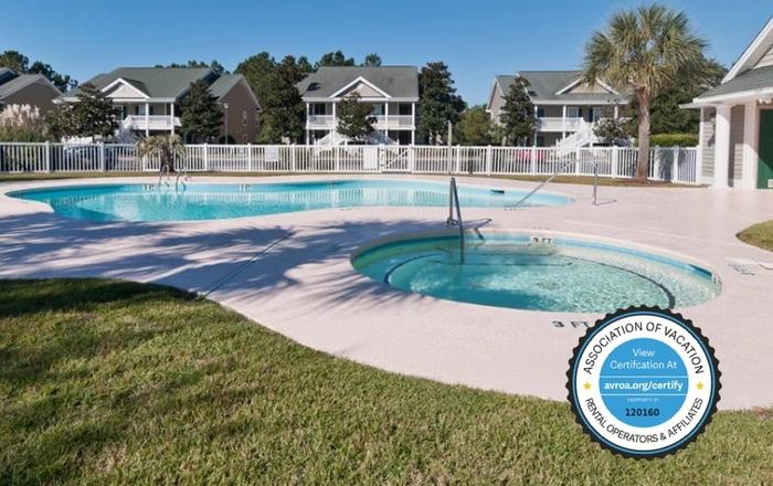 True Blue Golf Course: Golf, Pools. WiFi, 5 Minute To The Beach, Pawleys Island