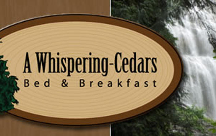 Whispering-Cedars Bed & Breakfast Bridal Falls British Columbia, Rosedale