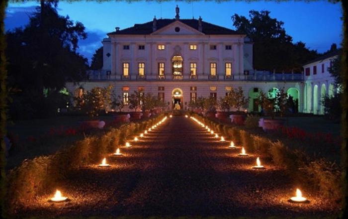 La Barchessa Paladian Villa In Italy, 35017 Piombino Dese Pd