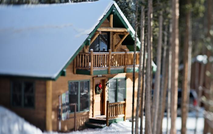 Charming Private Home With Hot Tub — Super Ski In/Ski Out Location, Breckenridge