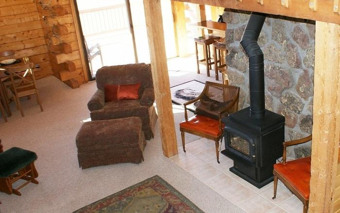 PAGOSA SPRINGS LUXURY CABIN - ON GOLF COURSE - 20 MILES TO WOLF CREEK SKI AREA, Pagosa Springs
