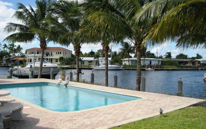 A Waterfront Paradise With Gorgeous Views And A Pool., Pompano Beach