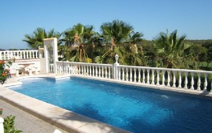 Stunning Private Villa With Private Pool Overlooking Las Ramblas Golf Course, Las Ramblas