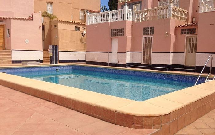 2 Bedroom House Near Beach At Torrevieja Costa Blanca,