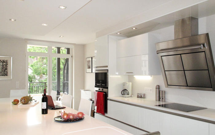LUXURIOUS TWO BEDROOMS APARTMENT IN BRUSSELS,