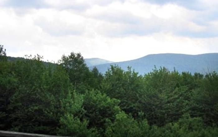 Belleayre Mountain Views, Highmount