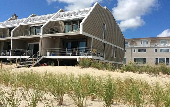 Ocean Spirit - Direct Oceanfront - Year Round, 5 BR, Bethany Beach