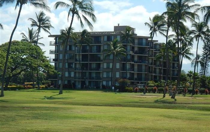 Beach Front Maui Condo In Kihei, Kihei