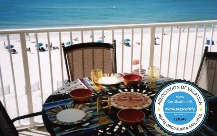 Crystal Shores 5th Floor 2 Bed/2 Ba, Gulf Shores