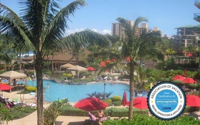 Wow! Great Location! Great Rate!-Inner Courtyard-Ocean Views-Honua Kai Resort, Kaanapali