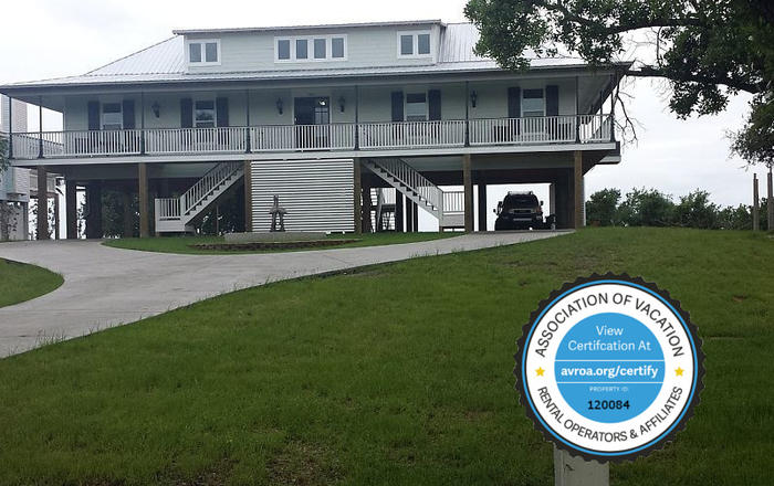 On The Beach, A Charming Cottage Style Home In The Ocean Springs/ Biloxi Area, Ocean Springs