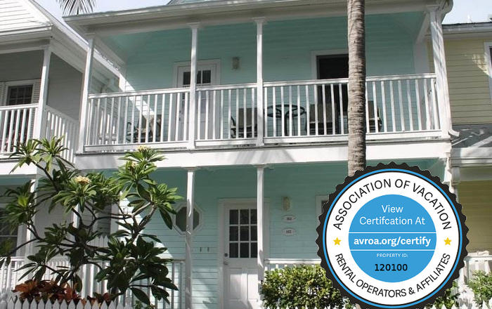 SIESTA BAY ~ KEY WEST COTTAGE RENTALS ~ TRUMAN ANNEX, Key West