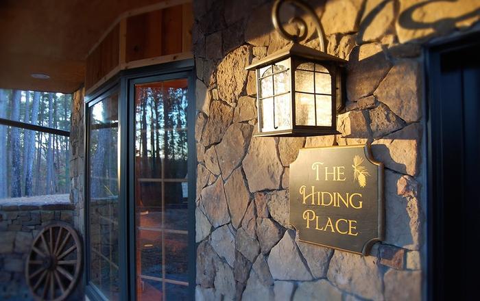 The Hiding Place,