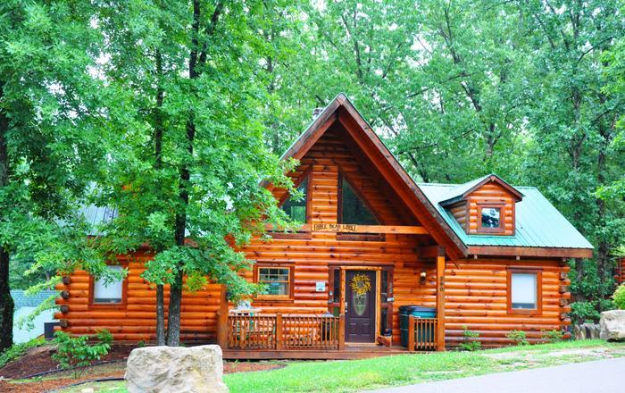 Three Bear Lodge,