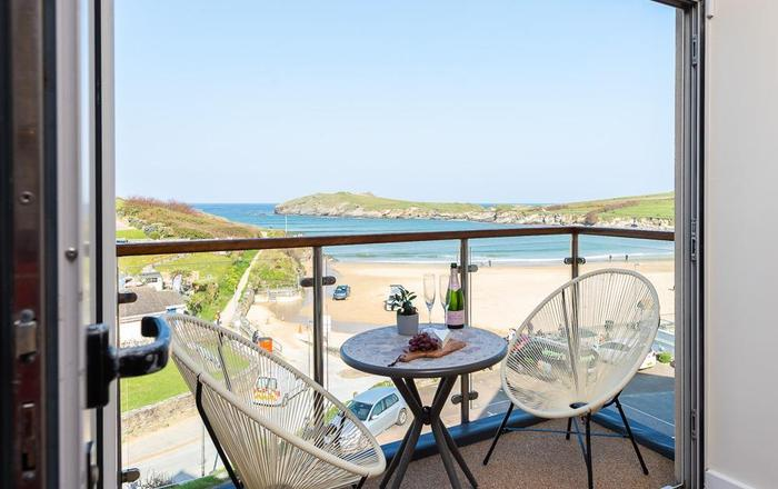 Penthouse at Porth Sands, Porth