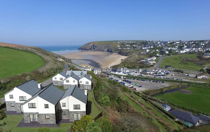 7 Mawgan Bay View, Mawgan Porth