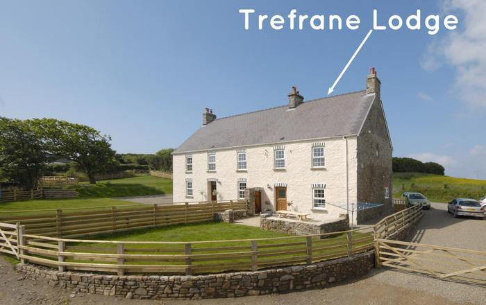 Trefrane Lodge, Haverfordwest
