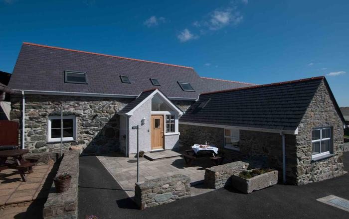 Penrhyn Beach Cottage, Anglesey