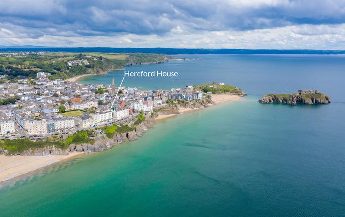 Hereford House, Tenby