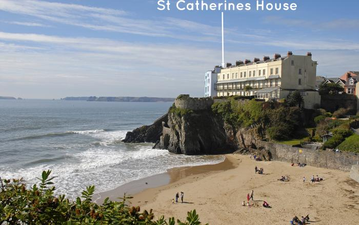 St Catherines House, Tenby