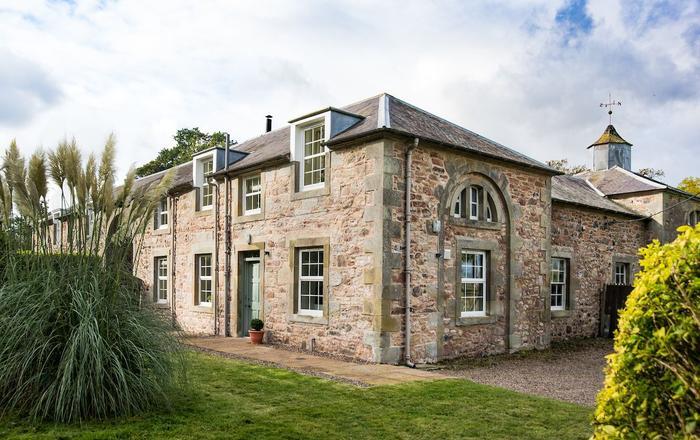 Crailing Coach House, Jedburgh