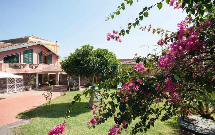 Casa Guardia.Bilocal apartment near the sea, Acireale