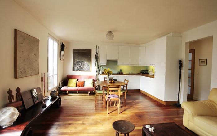 PerfectlyParis Contemporary Custine sleeps 5, Paris