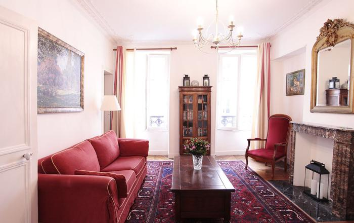 PerfectlyParis Magnifique Monceau sleeps 4, Paris