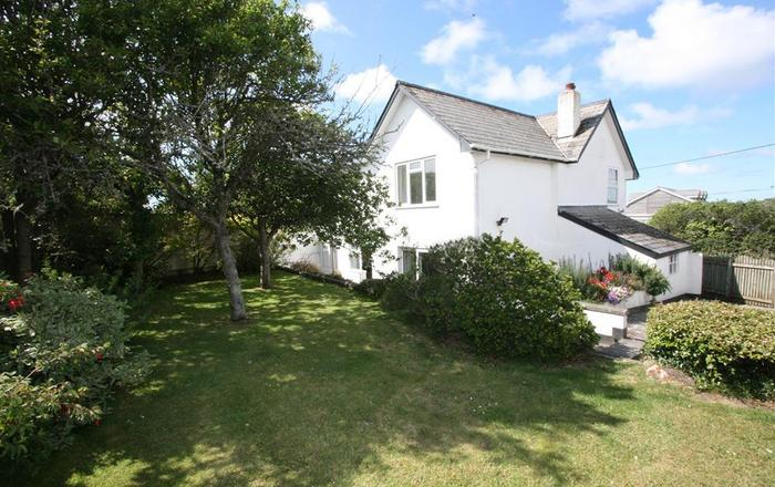 Clovelly Cottage, Newquay
