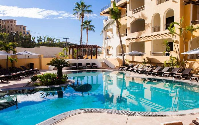 Cool 1BR Pool & Marina View Luxe Jr Suite In Cabo, Cabo San Lucas