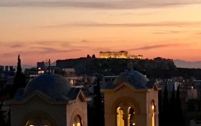 Athens Sky Studio-Incredible views, Athina