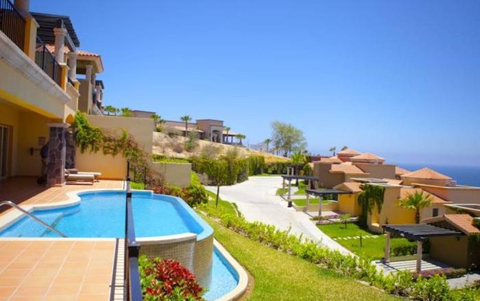 Luxury 3BR Villa in Cabo San Lucas with Ocean View, Cabo San Lucas