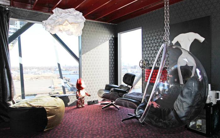 3. Mystique Suite  (45 mtrs), Amsterdam
