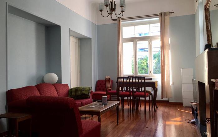 Comfy House for 4-good location, Nea Smirni