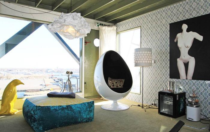 1. Free Spirit Suite (35 mtrs), Amsterdam