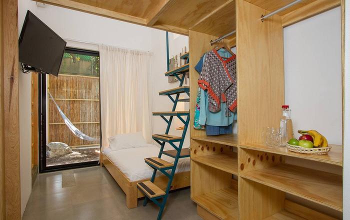 """Increíble habitación para 3 personas - """"Jacarandas"""", Mazatlán"""