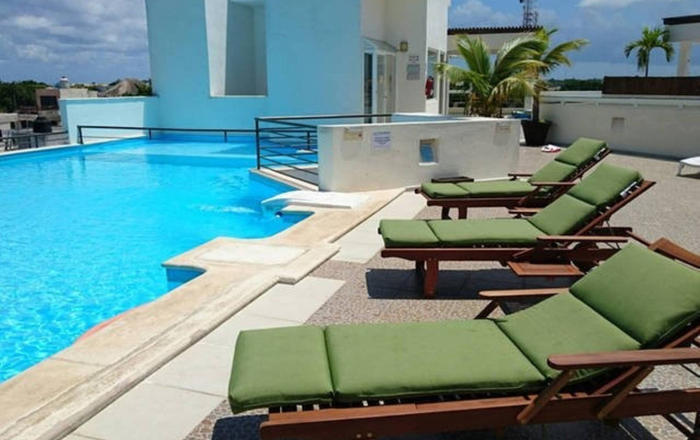 Room 101-1 Amalfi by Xlieva close to 5th Avenue, Playa Del Carmen