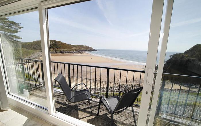 9_306B Redcliffe Apartments, Caswell Bay, Gower
